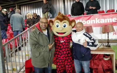 JAMES vult 'De Woonkamer' bij Almere City